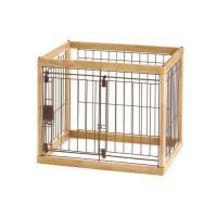 リッチェル 木製ペットサークル 60-50 ナチュラル サークル 小型犬 沖縄別途送料