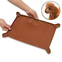 ターキー NEWトイレマット レギュラー ブラウン 43.7×31.7cm 犬用トイレ