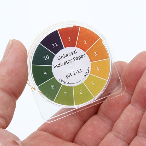 アズワン PH試験紙 (7mm×5m) pH 試験紙