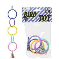みずよし貿易 オリンピックリング 鳥 おもちゃ