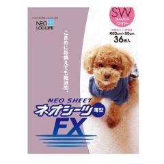 コーチョー ネオシーツFX スーパーワイド 36枚 薄型 ペットシーツ