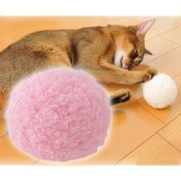 アドメイト マシュマロボール ピンク 猫 おもちゃ