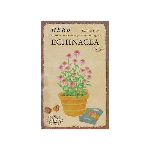 ゆうパケット対応 ハーブ HERB (エキナセア) 品番:846 家庭菜園 同梱・代引き・着日指定不可