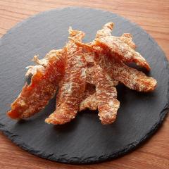 国産 ハーブで育った鶏ささみのジャーキー チーズ味 68g 無添加 無着色 犬猫用 PackunxCOCOA