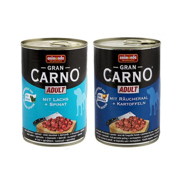 アソート アニモンダ ドッグ グランカルノ ミックス 400g 2種2缶 Bセット 正規品