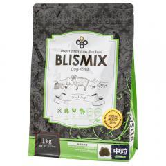 ブリスミックス 犬用 ラム 中粒 1kg