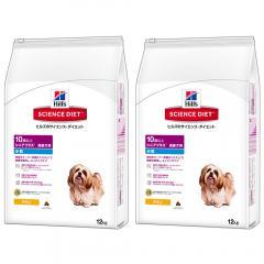サイエンスダイエット シニアプラス 小粒 高齢犬用 12kg 正規品 2袋入り 沖縄別途送料