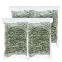 平成30年産新刈 スーパープレミアムホースチモシー チャック袋 250g×4袋(1kg) 牧草 チモシー うさぎ 小動物