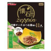 日清 懐石zeppin 11歳以上用 芳醇チーズ・かつお節添え 200g