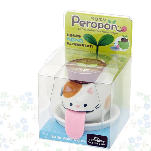 Peropon(ペロポン) ネコ ワイルドストロベリー