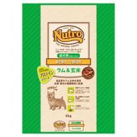 ナチュラルチョイス ラム&玄米 超小型犬~小型犬用 成犬用 6kg ニュートロ プロテインシリーズ