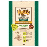 ニュートロ ナチュラルチョイス ラム&玄米 超小型犬~小型犬用 エイジングケア 3kg プロテインシリーズ お一人様5点限り
