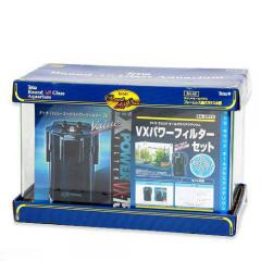 60cm水槽セット テトラ オールグラスRA-60VXバリューエックスパワーフィルター お一人様1点限り 沖縄別途送料