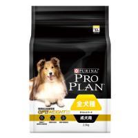 ピュリナ プロプラン オプティウェイト 全犬種 成犬用 ダイエット チキン 2.5kg