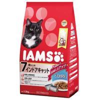 アイムス 7歳以上用 インドアキャット フィッシュ 1.5kg 6袋入り 沖縄別途送料