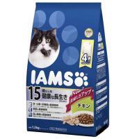 アイムス 15歳以上用 健康な長生きのために チキン 1.5kg 6袋入り 沖縄別途送料