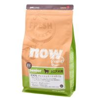 NOW FRESH Grain Free スモールブリード シニア&ウェイトマネジメント 908g