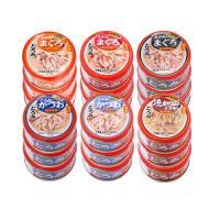 アソート いなば CIAO(チャオ) とろみ 80g 6種各3缶 キャットフード CIAO チャオ