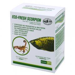 プロバグズ 真空生昆虫 スコーピオン 1箱(3匹×10袋入) PROBUGS ECO-FRESH SCORPION