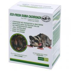 プロバグズ 真空生昆虫 デュビアローチ 1箱(5匹×10袋入) PROBUGS ECO-FRESH DUBIAROACH