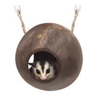 レインボー ゆらゆらココナッツ 小動物 ハウス
