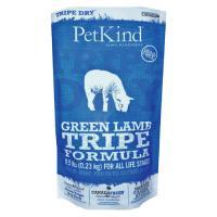 PetKind TripeDry グリーンラムトライプ 0.23kg 正規品 穀物不使用 グレインフリー
