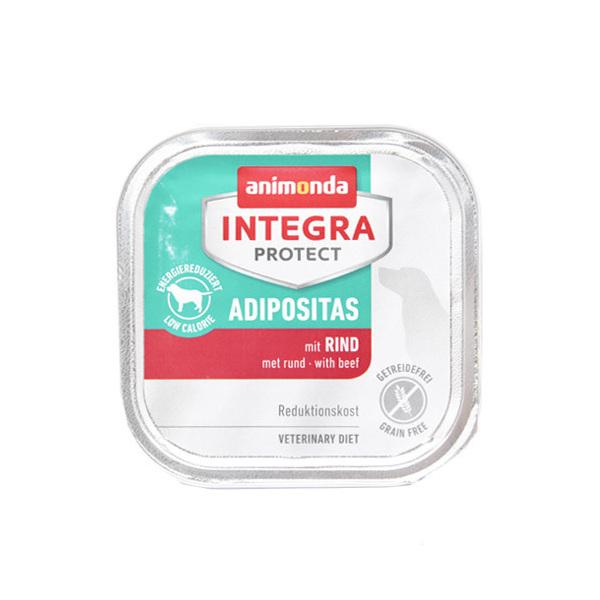 アニモンダ 犬用 インテグラプロテクト ダイエット ウェットフード 牛 150g 正規品