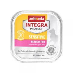 アニモンダ 猫用 インテグラプロテクト センシティブ ウェットフード 豚 100g 正規品
