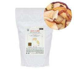 国産モルモットの食事プレミアム1.2kg 国産割れりんご50gのおまけ付