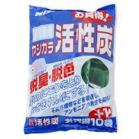 ニッソー ヤシガラ活性炭 お徳用 11袋入り(S)