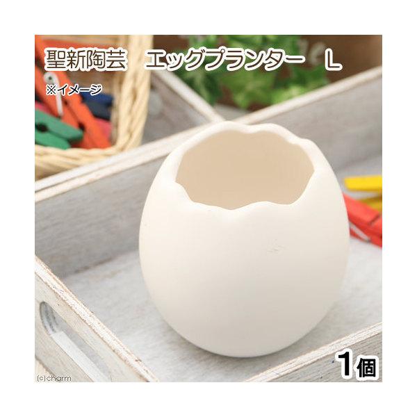 聖新陶芸 エッグプランター L