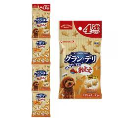 ユニ・チャーム グラン・デリ ワンちゃん用 おっとっと チキン&チーズ 4連パック 28g