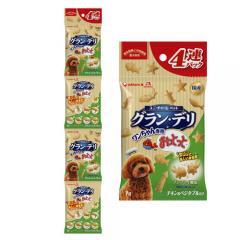 ユニ・チャーム グラン・デリ ワンちゃん用 おっとっと チキン&ベジタブル 4連パック 28g