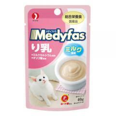 ボール売り メディファス ウェット り乳 ミルク風味 40g 1ボール12袋入り