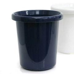 長鉢 F型 8号(ブルー)φ24.5×26cm