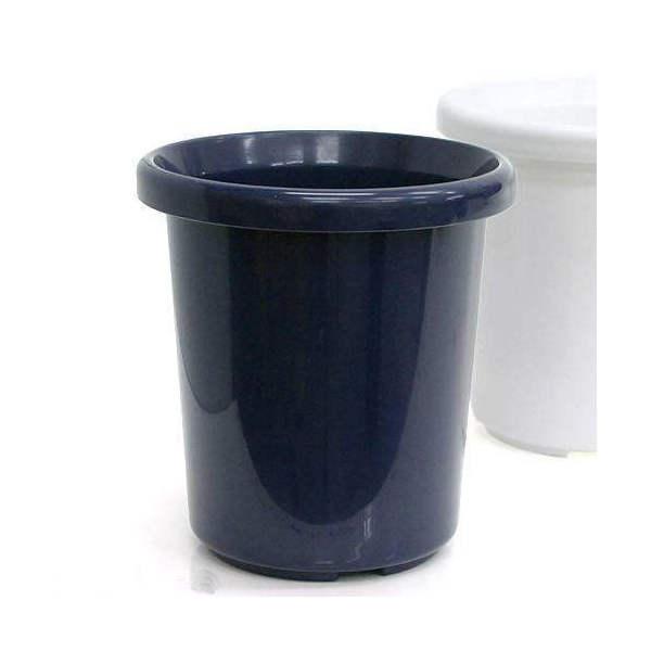 長鉢 F型 9号(ブルー)φ27.4×28.8cm お一人様6点限り