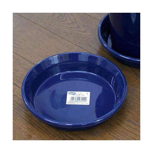 鉢皿 F型 5号(ブルー)