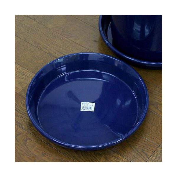 鉢皿 F型 10号(ブルー)