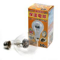 アサヒ ヒヨコ電球 PS80 60W 鳥 保温