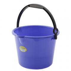 8型ポリバケツ本体 7リットル (8 bucket) ブルー