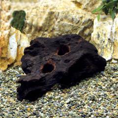 すぐに沈む! 形状お任せ 沈水流木2穴 (約15cm) 1本