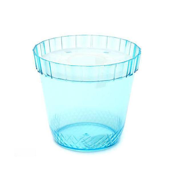 水栽ポット NO.3 ブルー(1球用)