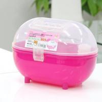 スドー おでかけるんるんBOX(ピンク)