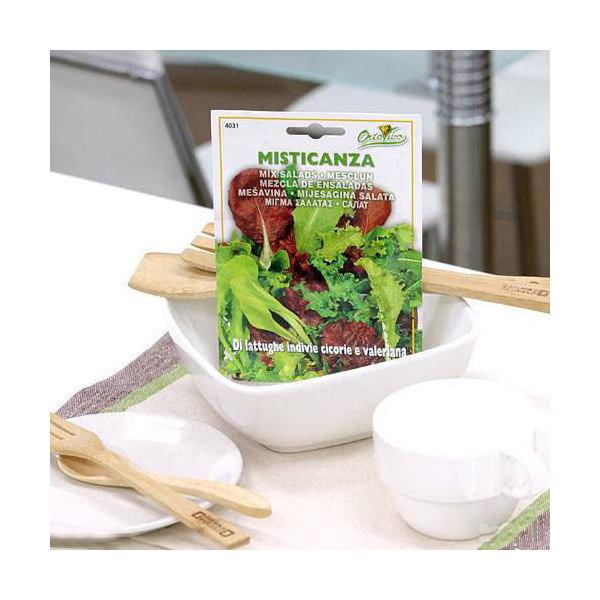 HORTUS イタリア野菜の種 サラダMIX Art.4031 家庭菜園