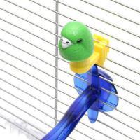 スドー バードフェイス 鳥 おもちゃ 固定式