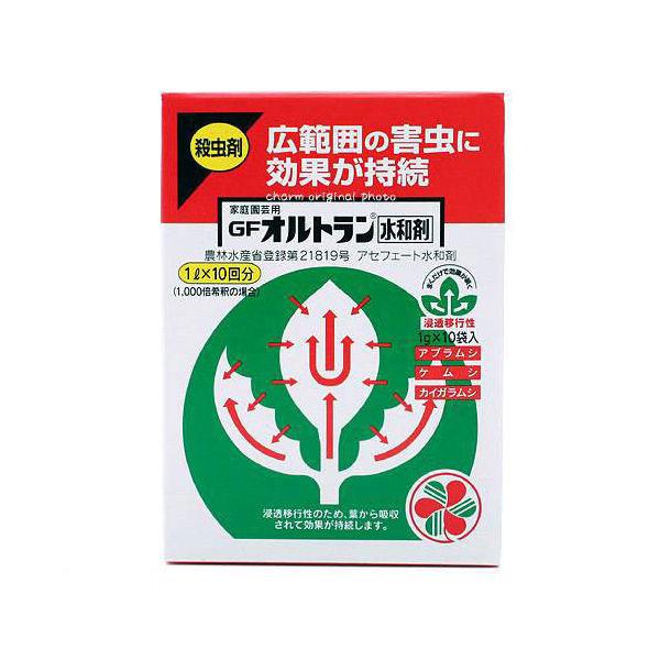 殺虫剤 GFオルトラン水和剤 1g×10袋入