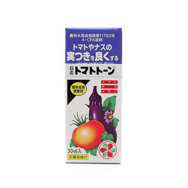 植物成長調整剤 日産トマトトーン 30mL(計量容器付)