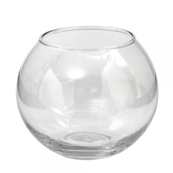 ガラスベース フローラボール S 11cm エアプランツ 多肉植物 ティランジア ガラス お一人様3点限り