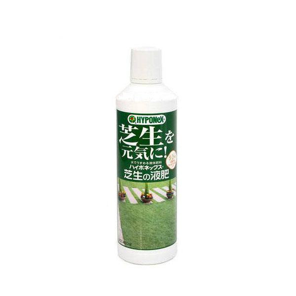 ハイポネックス 芝生の液肥 450ml 追肥 液体肥料 速効性肥料 芝生