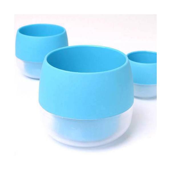 ハイミニ ビビ 鉢(ライトブルー)φ8×9cm